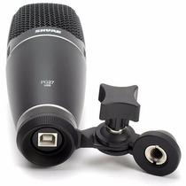 Shure Pg27-usb Condenser Microfone Vocal