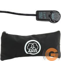 Microfone Captador Akg C411l Instrumento Corda Goias Musical