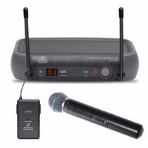 Microfone Sem Fio Argx Arcano Baseado Shure Pgx24 Beta