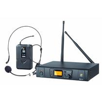 Microfone Sem Fio Staner Headset Srw48s/bt 48/ht 9a-(18454)