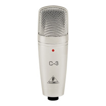 Microfone Behringer C3 Studio ++ General Som ++