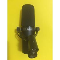 Microfone Estúdio Shure Sm7b - Original - Zerado!!!