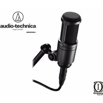 Microfone Audio Technica At-2020 Condensador Studio + Brinde