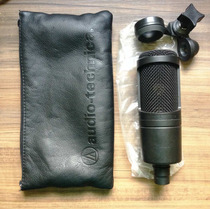 Microfone Audio Technica At-2020 Condensador Studio
