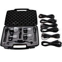 Kit De Microfone Shure Para Bateria Pgdmk6- Xlr - 014246