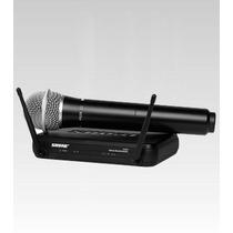 Frete Grátis - Shure Svx24br/pg28-p12 Microfone Sist S/ Fio