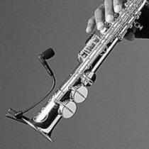 Microfone Shure Para Sax Sopro E Outros - Beta 98 Hc - Novo