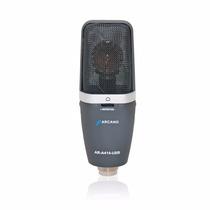 Sjuros Microfone Arcano Ar-a414-sub P/ Estudio Usb Preço Bom