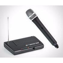 Microfone Sem Fio Tsi Ms115 Mão Uhf, 276