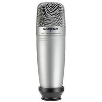 Samson C01 Usb . Microfone Condensador . Garantia . Loja !