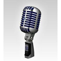 Frete Grátis - Shure Super55 Microfone Vocal Estilo Clássico