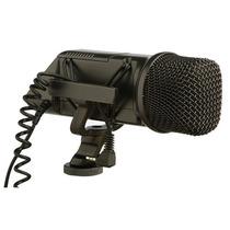 Microfone Profissional Rode Videomic Stereo X/y Dslr