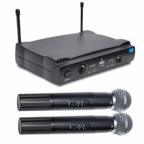 Microfone Sem Fio Capsula Beta 58 Arc-52 Arcano Uhf Qualidad