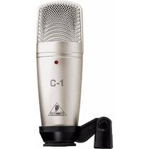 Microfone Behringer C-1 Condensador De Estúdio - Liquidação