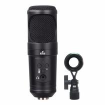 Arcano Microfone P/ Estúdio Ar-u200-usb Completo C/ Cabo Usb