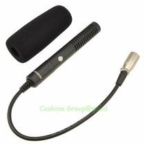 Microfone Condensador Shenggu Sg 103 Para Câmera Filmadora