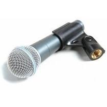 Microfone Shure Beta 58a E Beta 57a