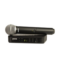 Microfone Sem Fio Shure Mao Blx24br/pg58 - (16900)
