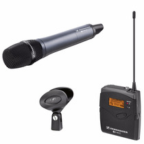 Microfone Sennheiser Ew135 G3 Vocal Original Nfe Ew 135 G3