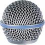 Globo Grelha Grille Microfone Shur E Beta 58 Pgx Slx Id1983
