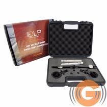 Microfone Stereo Dlp 9089 Condensador Pulsar Case - Goiás