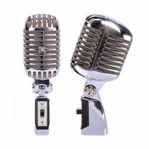 01 Microfone Arcano Vintage Series Vt-55 Alta Qualidade