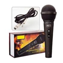 Microfone Dinamico Com Fio M-k5 Profissional Com Cabo 3m