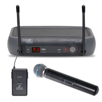 Fg Microfone Sem Fio Argx Arcano Baseado Shure Pgx24 Beta