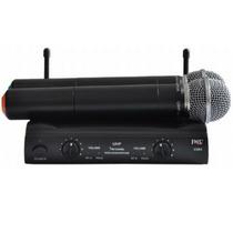 Microfone Sem Fio Duplo De Mão U585 Mm - Jwl