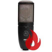 Akg Perception 420 Black . Microfone . Loja . Nf + Gtia !