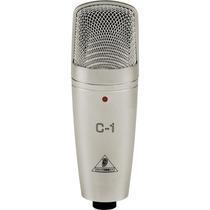 C1 Microfone Condensador Behringer C-1 C 1