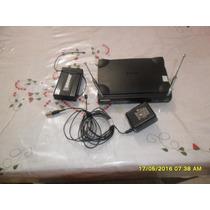 Microfone Shure Headset T4n S\ Fio Original N.senheiser\akg