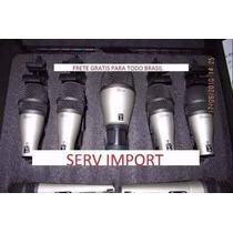 Kit Com 7 Microfones Samson Para Bateria - Promoção Original