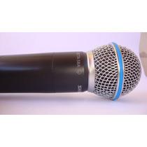Microfone Bastão Microfone Slx24, Com Circuito - Id8888