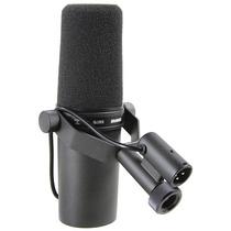 Microfone Estúdio Shure Sm7b Rádio Estúdio Dinâmico Original