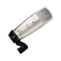 Microfone Condensador Cardioide 100 Ohms + Case C1 Behringer