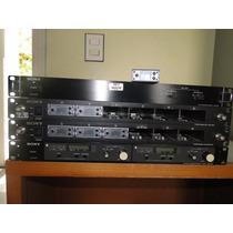 Microfone Sem Fio Uhf Urx-m1 / Receptores Sony Profissionáis