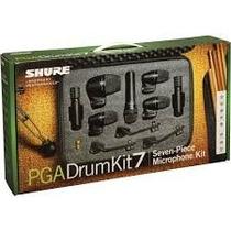 Kit Bateria Shure Pga Drum Kit 7