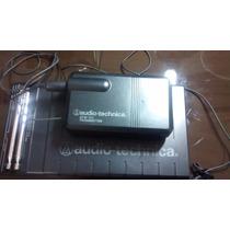 Microfone De Lapela S/ Fio Audio-technica Atw-t21