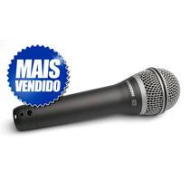 Microfone Vocal Samson Q7 Profissional Loja Studio Som Joao