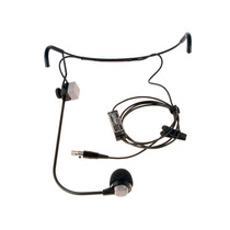 Microfone Headset Crown Cm311   Mini Xlr Tipo Akg   Original