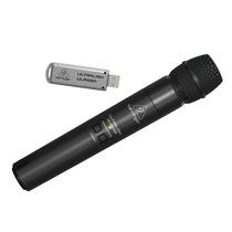 Microfone Sem Fio Dinâmico Ultralink Ulm100 Usb Behringer