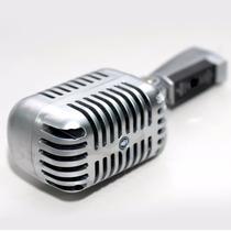 Sjuro Microfone Vintage Series Arcano Vt-35-pl Lindo