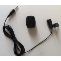 Microfone Lapela Para Pc, Professor, Palestrante, Filmadora