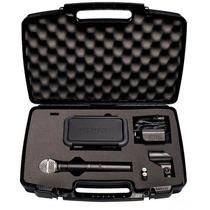 Microfone Sem Fio De Mão Pgx24/sm58 - Shure