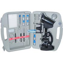 Microscópio Xsp-2xt Kit 98 Pcs 300x/600x/1200x/maleta Gratis