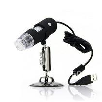 Microscópio Digital Zoom 200x Lupa Usb Eletronicos Placas Pc