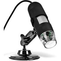 Microscópio Digital Usb Zoom 500x Profissiona Camera 2.0 Mp