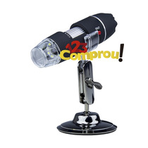 Microscópio Digital Usb 500x Zoom 2.0 Mp - Pronta Entrega