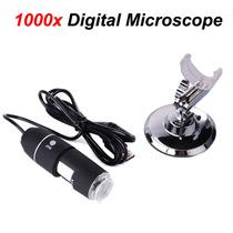 Câmera Digital De Ampliação 1000x Com Usb Microscópio /